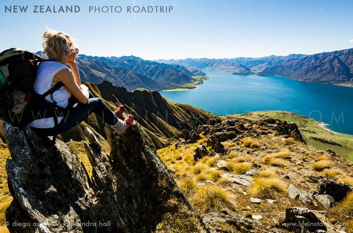 Photography Adventure Travel New Zealand Hike