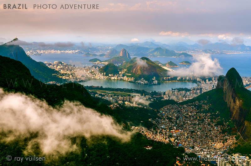 Photography Adventure Travel Brazil Sugar Loaf