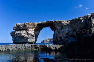 Life Instants Photography Adventure Travel Print Malta Arch