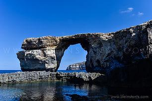 Life Instants Photography Adventure Travel Print Malta Arch