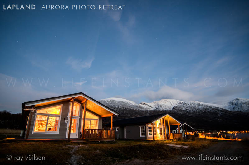 Photography Adventure Travel Lapland Aurora Lodge