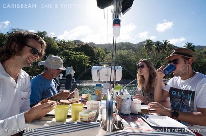 Photography Adventure Travel Caribbean Sail Fun