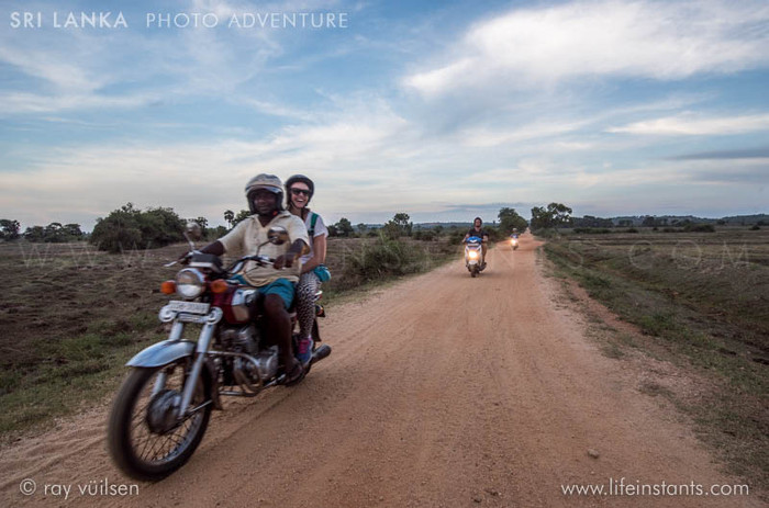 Photography Adventure Travel Sri Lanka Motorbike
