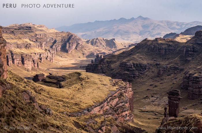 Photography Adventure Travel Peru Canyon