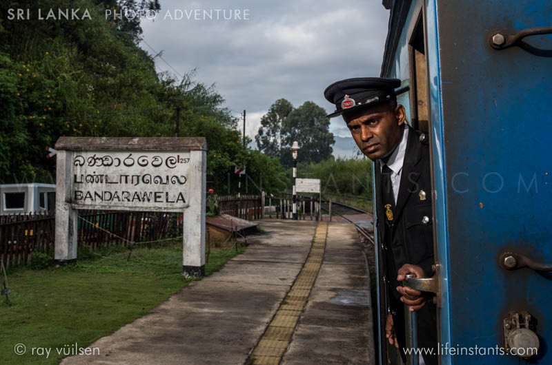 Photography Adventure Travel Sri Lanka Train