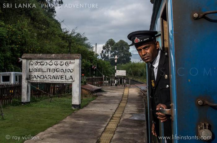 Photography Adventure Travel Sri Lanka Train