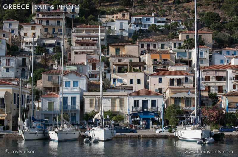 Photography Adventure Travel Greece Sail Port Boats