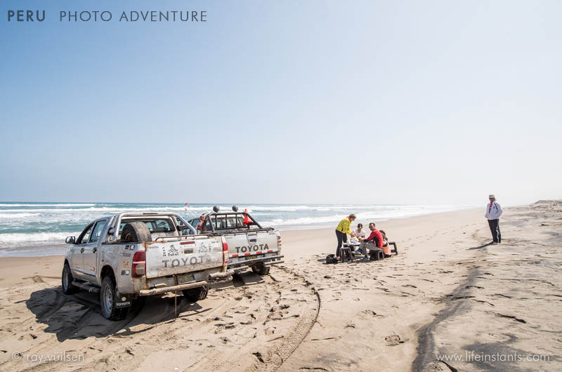 Photography Adventure Travel Peru Beach