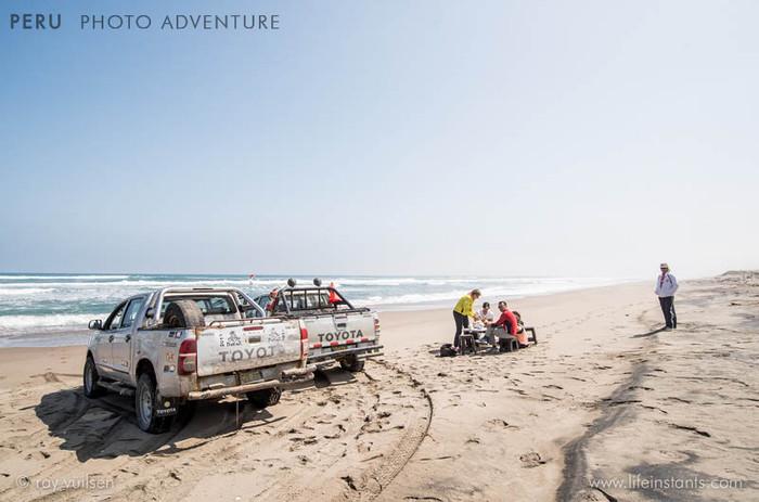 Photography Adventure Travel Peru Beach