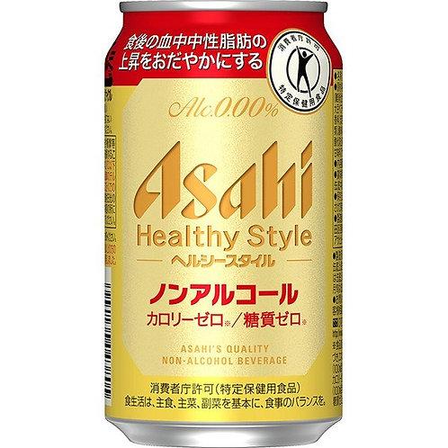 F14901  朝日 Healthy Style 0 糖 0 卡 0 酒精啤酒 350ml