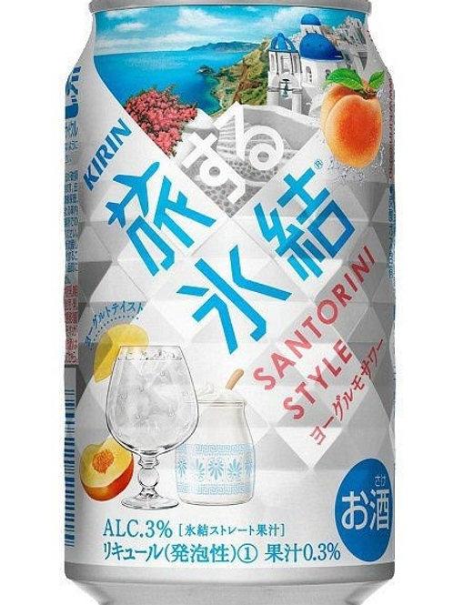 F13979 Kirin 麒麟旅遊冰結希臘風乳酸味超 Hi (酒精度 4%) 350ml
