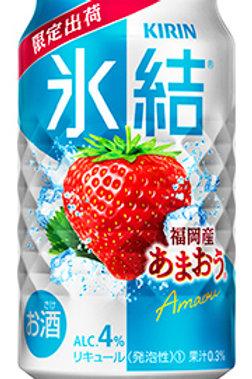 F14817  麒麟福岡產草莓超 Hi (酒精度 4%) 350ml