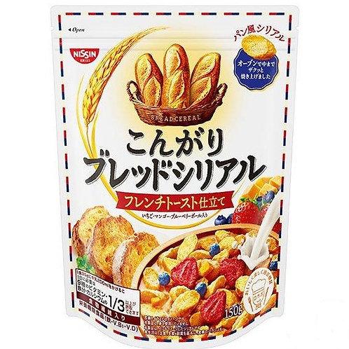 F14393 日清法式多士粟米片早餐 150g