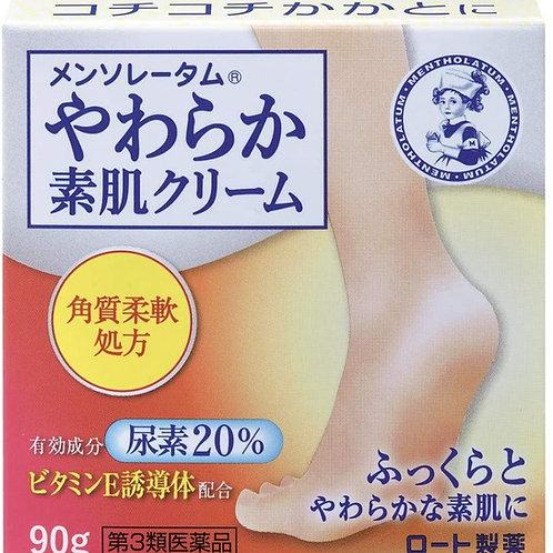 PC0062 曼秀雷敦修護腳踭龜裂膏 90g (日本直送,平行入口)