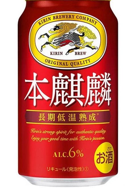 F14602 麒麟金賞本麒麟啤 (酒精度 5 %) 350ml