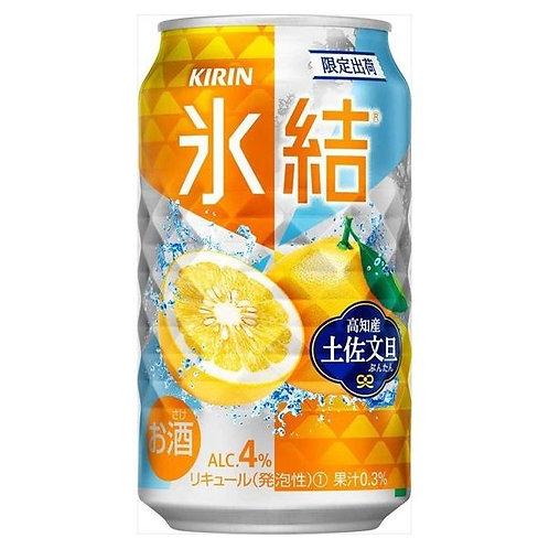 F14360 麒麟冰結高知產土佐文旦超 Hi (酒精度 4%) 350ml