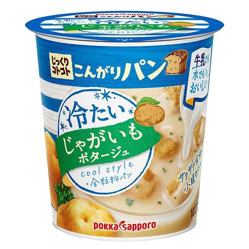 F14875 百佳即沖薯仔粟米麵包粒凍湯 25.8g