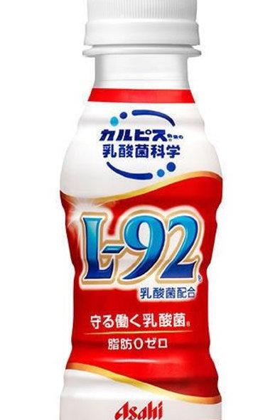 F14466 朝日 L-92 零脂肪乳酸飲料 100ml
