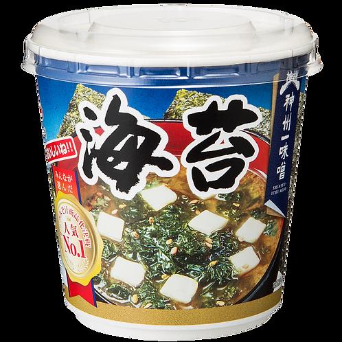 F14852  神州海苔豆腐味噌湯 21.4g