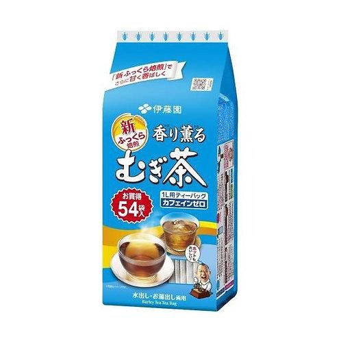 F14511 伊藤園麥茶茶包 (無咖啡因) 54 袋入