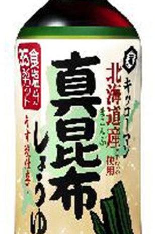F14291 萬字北海道產真昆布醬油 500ml