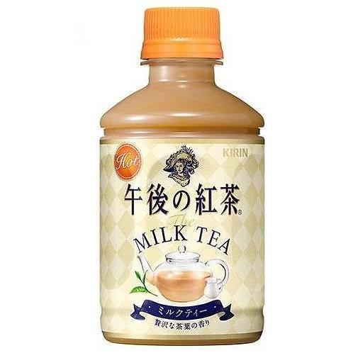 F14354 麒麟午後紅茶可熱飲奶茶 280ml