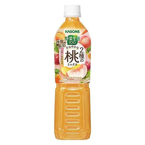 F14873  加果美白桃 / 黃桃野菜汁 720ml