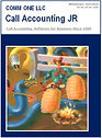 Comm One Call Accounting JR Software box cover