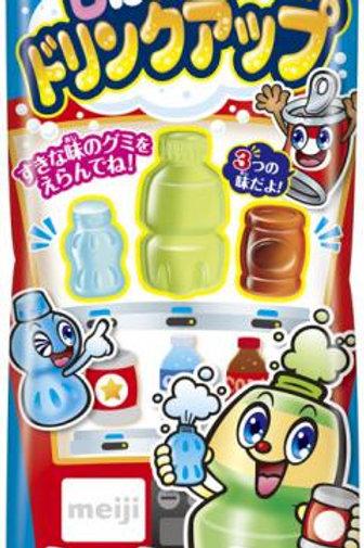 F14885  明治 3 味汽水味軟糖 22g