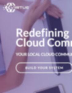 Link to Viirtue cloud communications website