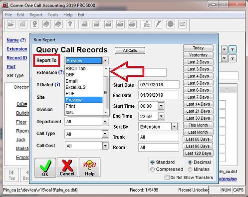 faq-1016 comm one file export capabiliti
