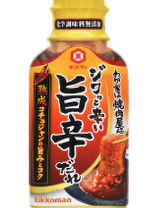 F14287 萬字香辣烤肉醬汁 210g