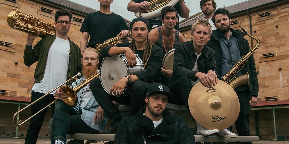 Hot Potato Band - Wellington (NZ)