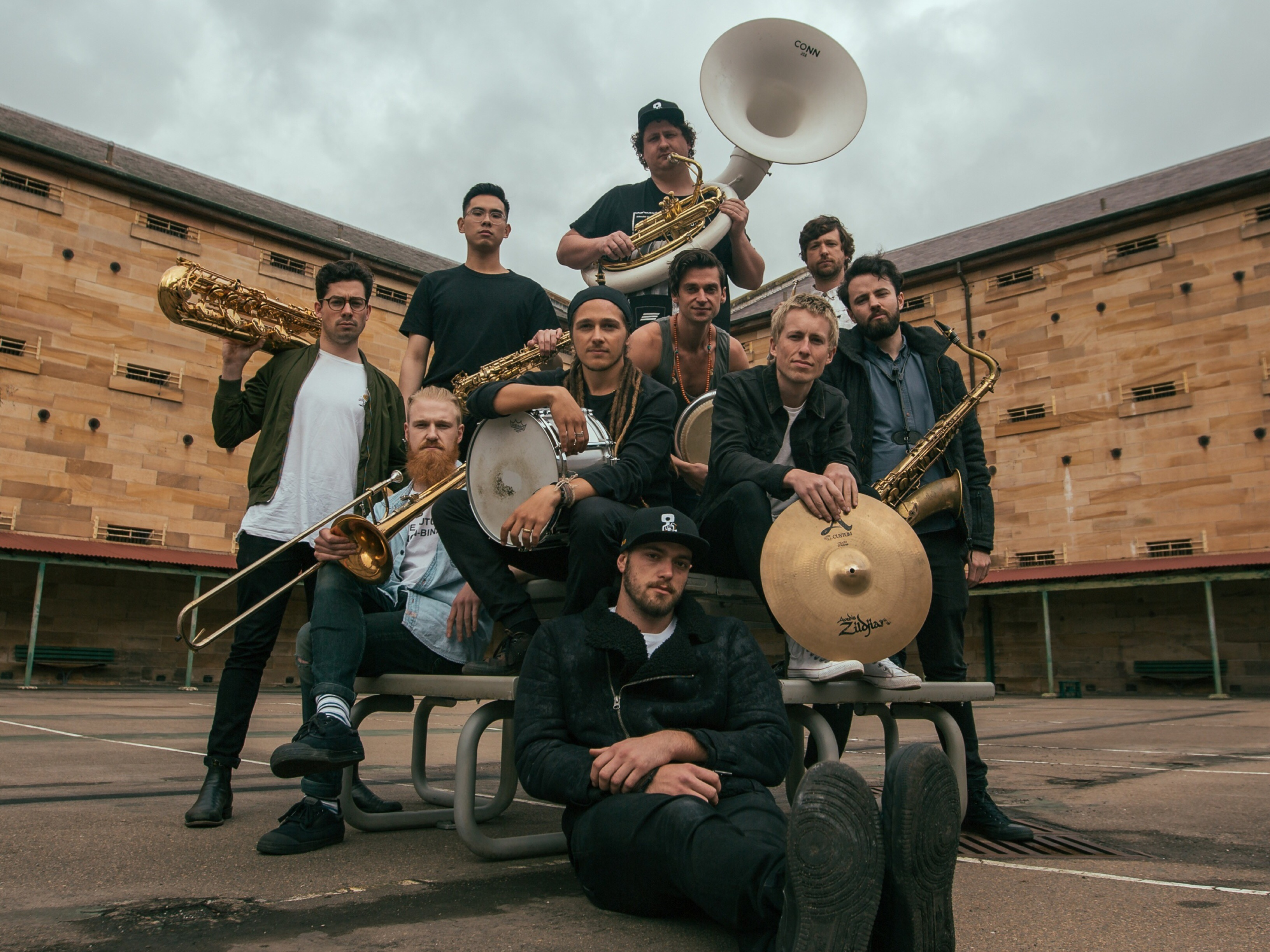 Hot Potato Band - Cairns Festival (QLD)