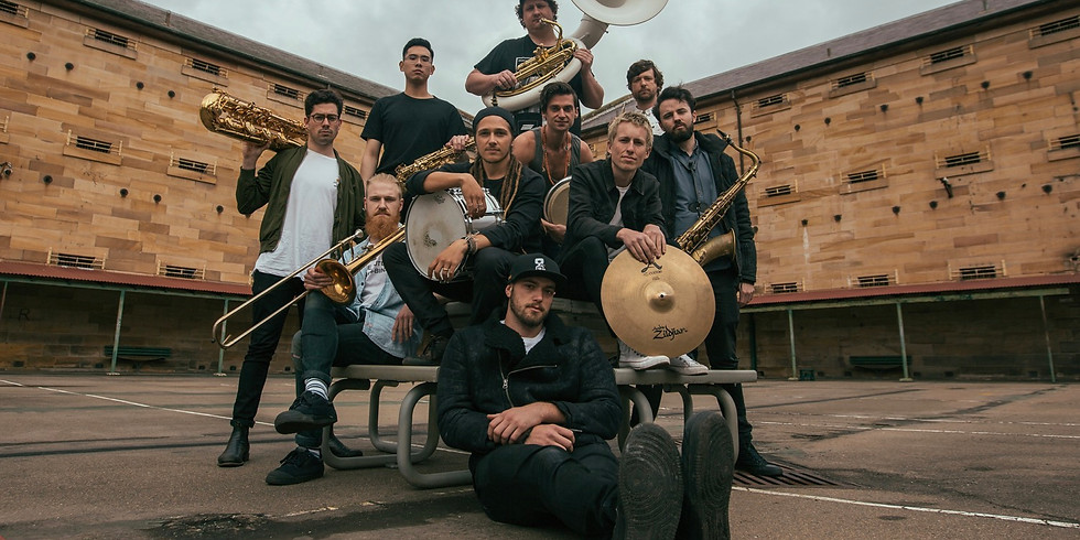 Hot Potato Band - The Entrance (NSW)