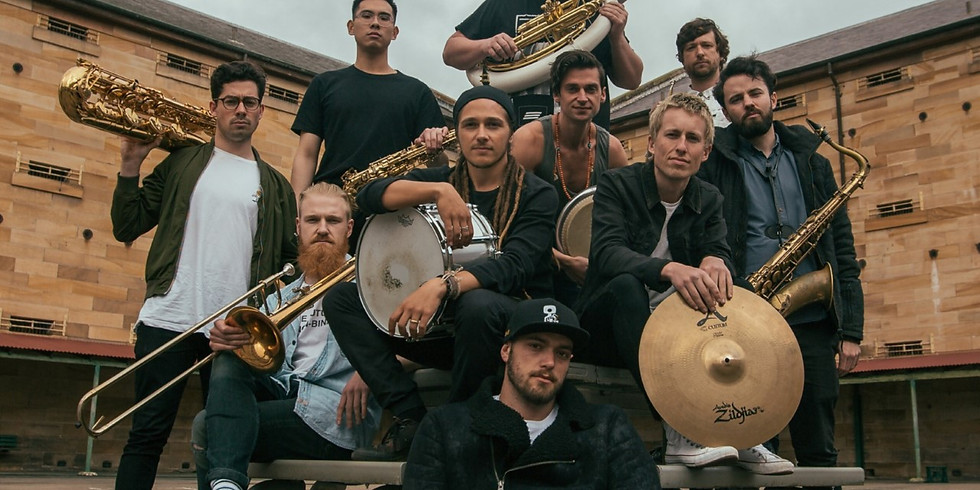 Hot Potato Band - New Plymouth (NZ)