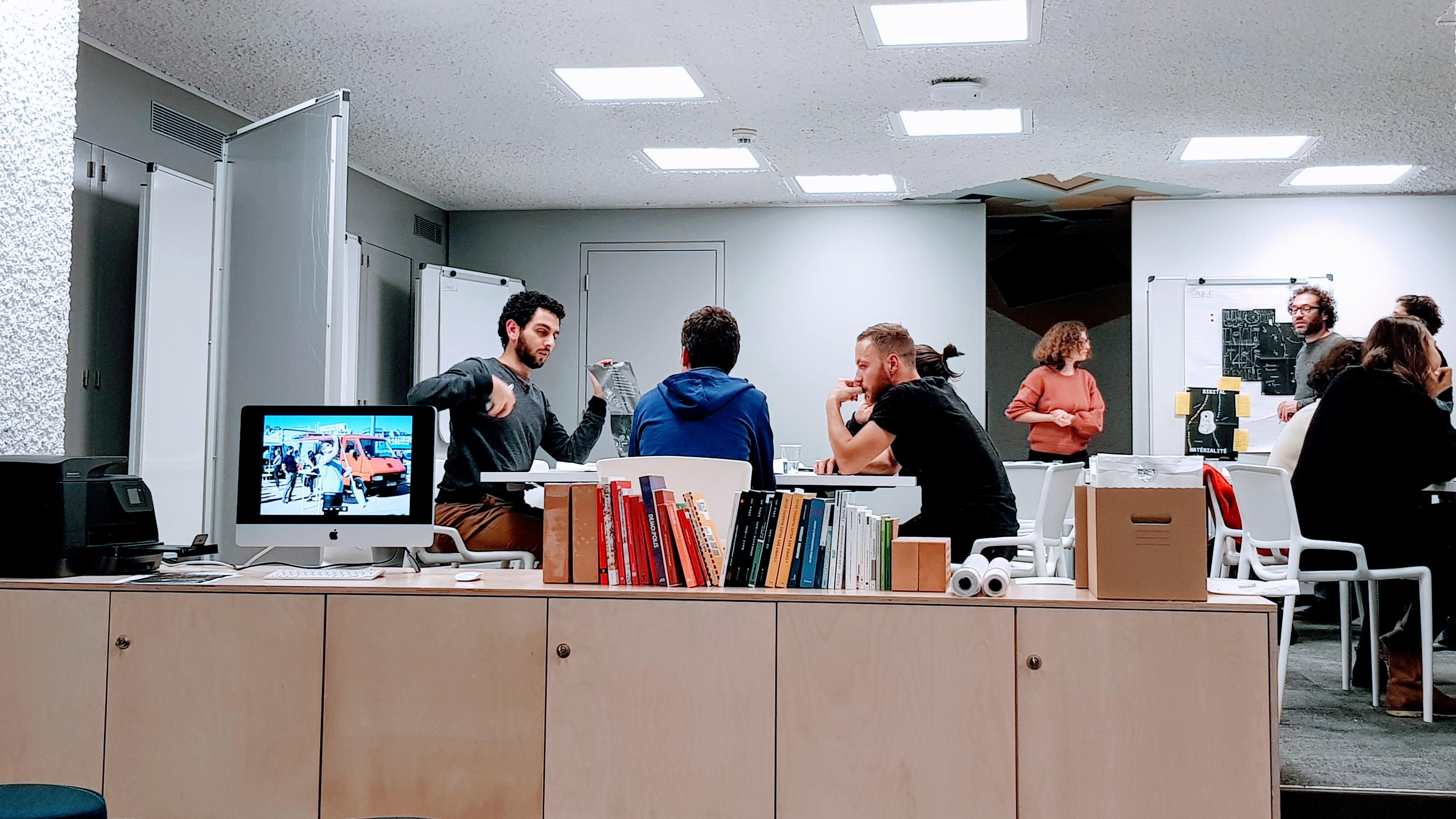 Atelier public de prospective
