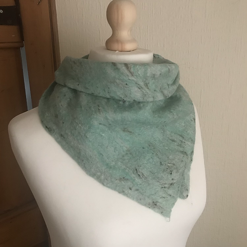 French Scarf - Mint