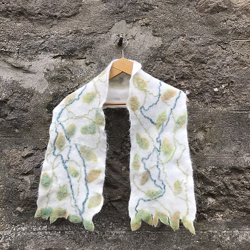 Beech Leaves Scarf