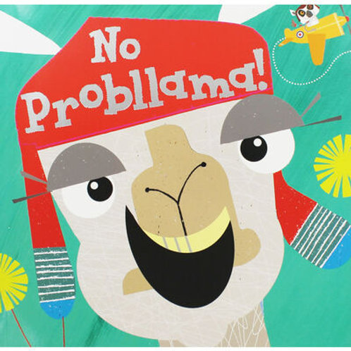 Book - No Probllama