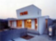 外観,高床,シンプル,モダン,家,住宅,注文住宅,デザイン,ミニマル,家,建築家,設計事務所,兵庫県,西脇市