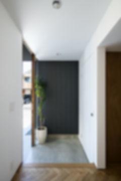 玄関,シンプル,モダン,家,住宅,注文住宅,デザイン,ミニマル,家,建築家,設計事務所