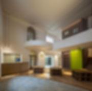 保育園,玄関,切妻,シンプル,モダン,事務所,デザイン,ミニマル,家,建築家,設計事務所,兵庫県,神戸市
