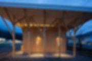 外観,シンプル,モダン,事務所,デザイン,ミニマル,家,建築家,設計事務所,兵庫県,養父市