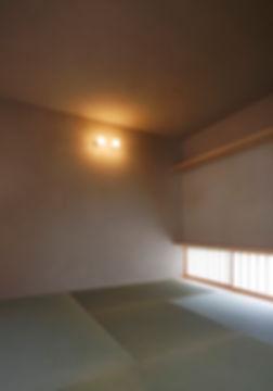 和室,畳,左官壁,地窓,シンプル,モダン,家,住宅,注文住宅,デザイン,ミニマル,家,建築家,設計事務所,兵庫県,西脇市