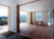 LDK,リビング,ダイニング,和室,高床,シンプル,モダン,家,住宅,注文住宅,デザイン,ミニマル,家,建築家,設計事務所,兵庫県,西脇市