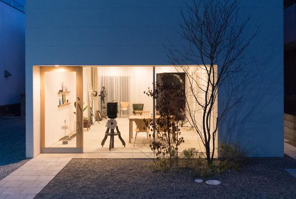 外観,箱型,シンプル,モダン,家,住宅,注文住宅,デザイン,ミニマル,家,建築家,設計事務所