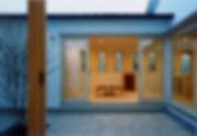 リビング,ダイニング,中庭,シンプル,モダン,家,住宅,注文住宅,デザイン,ミニマル,家,建築家,設計事務所,兵庫県,加東市