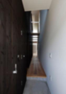 玄関 ,焼き杉板,眺望,シンプル,モダン,家,住宅,注文住宅,デザイン,ミニマル,家,建築家,設計事務所,兵庫県,加東市