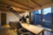 ダイニング,シンプル,モダン,家,住宅,注文住宅,デザイン,ミニマル,家,建築家,設計事務所